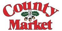 A theme logo of Jerry's County Market